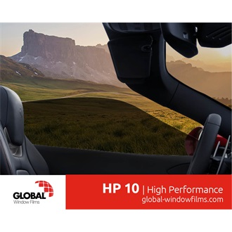 Global HP10 extruded-metallized automotive film 0,51x30M