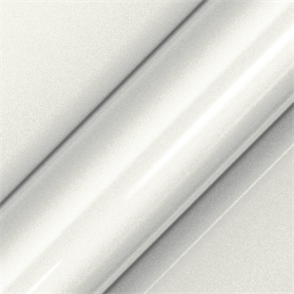 IrisTek GMA0 Gloss Metallic White Car Wrapping Film 1,52x18M
