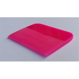 Pink PPF squeegee for paint protection film applications