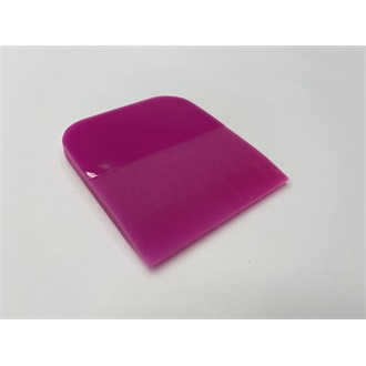 Purple PPF squeegee ECO 6,5 cm, soft, for paint protection film applications