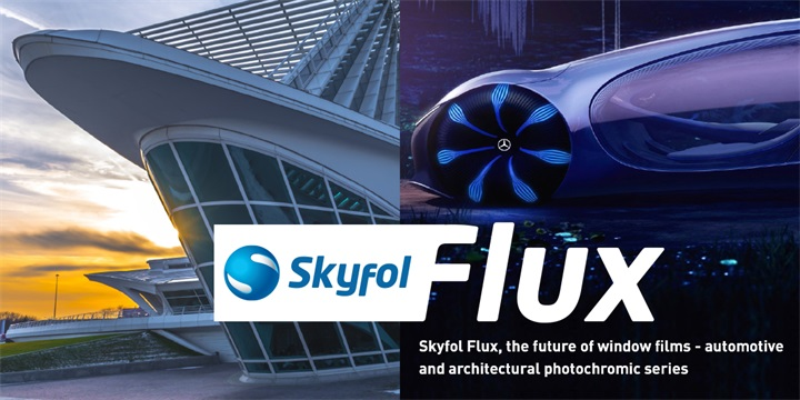 Skyfol Flux - the future of window films has arrived