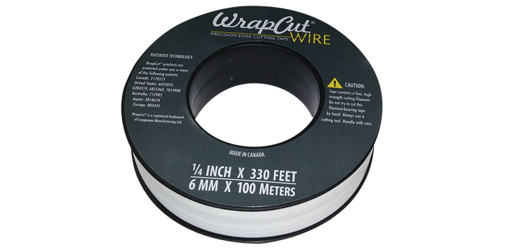 WrapCut Wire for perfect cuts any time